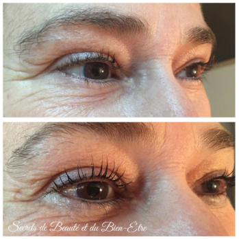 Lash lifting mme lopes
